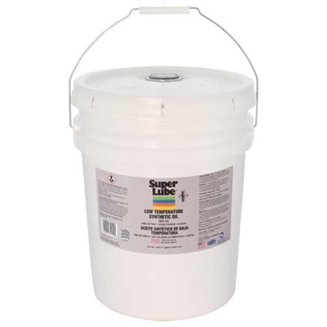 Low Temperature Synthetic Oil Pail