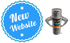 Picture of THE NEW AND IMPROVED SUPER LUBE® WEBSITE